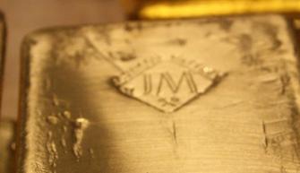 Barre d'or, Lingot d'or en coffre, BullionVault