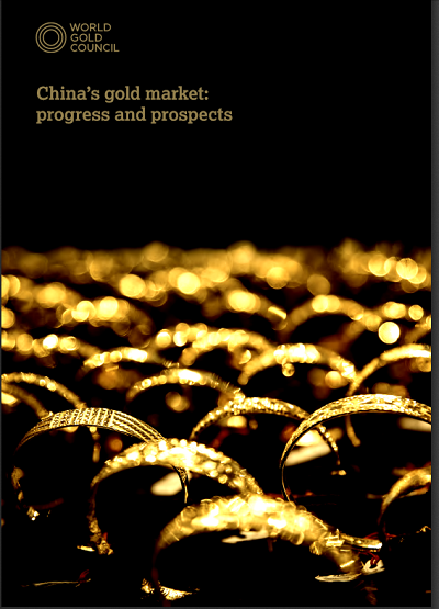 World Gold Council rapport on China gold demand