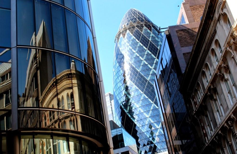 City de Londres, par Jaroslaw Pietrzak