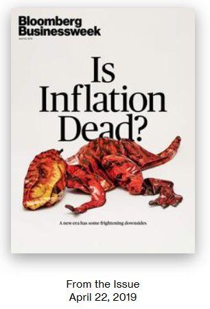 Couverture de Bloomberg Businessweek