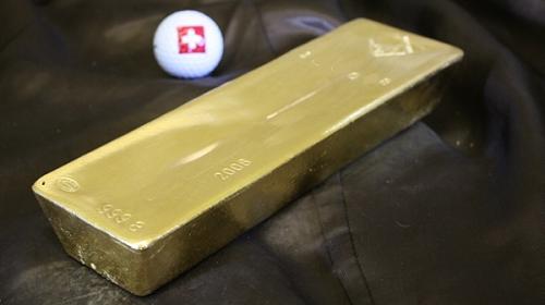 Lingots d'or en Suisse, BullionVault