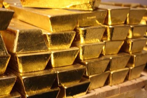 Lingot d'or à Londres, BullionVault