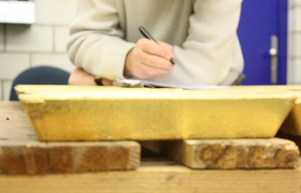 Lingot d'or en Suisse, BullionVault