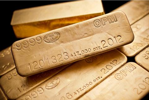 Lingots d'or d'OPM